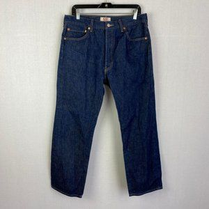 LEVI'S 501 Straight Leg Button-fly Jeans